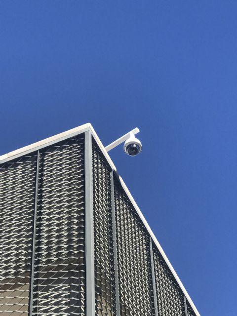 Las cámaras de seguridad frenan los actos vandálicos en el IES 'La Florida' - 3, Foto 3