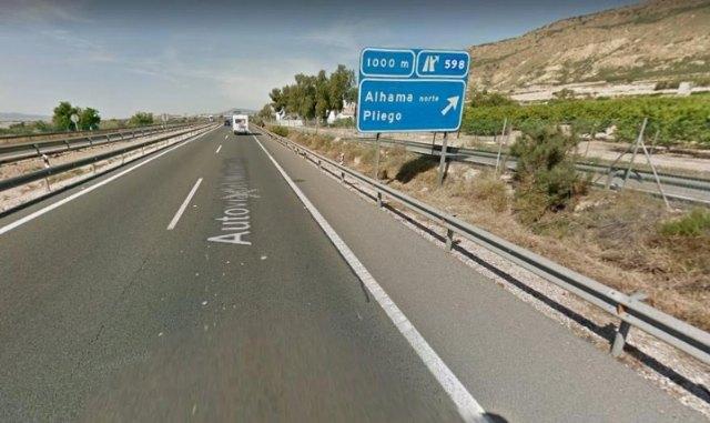 Fomento licita el contrato para obras en las carreteras de la Región - 1, Foto 1