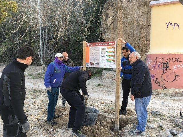 Las asociaciones La Carrahila y Caramucel terminan los últimos días del año con labores del proyecto Legado vivo. - 1, Foto 1