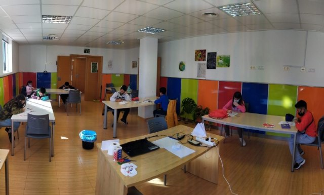 Un total de 70 niños y niñas participan en el programa de conciliación laboral y familiar Escuela de Navidad - 2, Foto 2