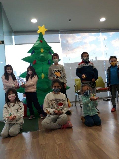 Un total de 70 niños y niñas participan en el programa de conciliación laboral y familiar Escuela de Navidad - 4, Foto 4