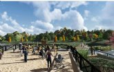 Comienza este mes el acondicionamiento del área recreativa de los Saladares del Guadalentín