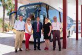 257.200 pasajeros se beneficiaron en 2018 de las subvenciones regionales que mantienen 15 l�neas de autob�s