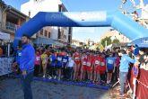 Más de 550 deportistas participaron en la carrera popular de San Silvestre 2018