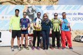 El cross trail calas de Bolnuevo se consagra en su tercera edición