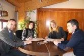 La Comunidad extiende las políticas de participación ciudadana y ´Gobierno Abierto´ al municipio de Mazarrón