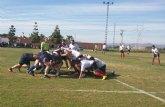 El Club de Rugby de Totana vive un fin de semana pletórico, excelente campeonato de escuelas, y sendas victorias sub18 y senior en Cartagena
