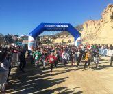 Cerca de 30 alumnos de los institutos de Mazarrón participan en la final regional de cross escolar