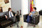COEC se reúne con el alcalde de San Javier para abordar la situación del Mar Menor