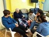 El IES Prado Mayor contin�a con su proyecto intergeneracional PradoPur�sima 16/17
