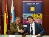 El ayuntamiento de los Alcázares y el grupo docente Claudio Galeno suscriben un convenio de formación