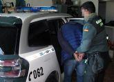 La Guardia Civil desmantela un grupo criminal dedicado al robo en naves industriales de Santomera