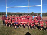 Las selecciones murcianas base de rugby 'pescan' en Las Torres de Cotillas