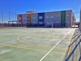 El Ayuntamiento instalará un sistema de iluminación en la pista deportiva del barrio del Carmen