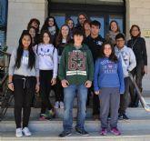 Los alumnos del IES Dos Mares obtienen el Primer Premio del IV Concurso de Química 'La Química en mi entorno'