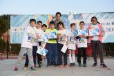 Más de 100 participantes en las finales de Deporte Escolar
