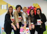 El Ayuntamiento de Puerto Lumbreras presenta el programa 'Marzo, mes de la mujer' con la artista Marlene Morreaue