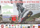 Últimos días para inscribirte en la II Nogalte Trail Extreme