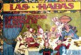 Jose Martinez repasa el comic para mujeres en la exposicion El TBO femenino de 1940 a 1975