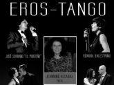 El espectaculo Eros Tango llega este sabado al Teatro Circo Apolo de El Algar