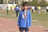 Quince medallas para el Club Atletismo Alhama en las finales regionales