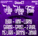 Artistas femeninas de Hip Hop actuaran el viernes en el Urbanct con motivo del Dia de la Mujer