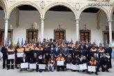 Pedro Antonio Sánchez: Protección Civil representa esa alianza de solidaridad e implicación cuando la gente más lo necesita