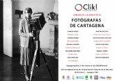 La Asociación Fotográfica de Cartagena Clik organiza la exposición 'Fotógrafas de Cartagena', con motivo de la Semana de la Mujer