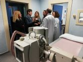 Salud amplía el servicio de radiología de Mazarrón