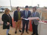 La Comunidad invierte 366.000 euros para mejorar diversas calles de San Javier