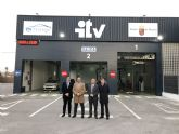 ITEVEMUR se convierte en l�der regional de las ITVs con la construcci�n de la quinta estaci�n en Alhama