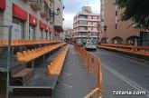 Se amplía el aforo de las gradas para ver mañana el carnaval de Totana