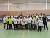 La Escuela de Fútbol Sala ElPozo del ADN La Paz amplía sus horarios de entrenamiento debido al aumento de alumnos