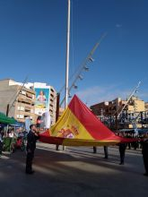 Cerca de 4.000 personas participaron hoy en la la VII Carrera 'Base Aérea de Alcantarilla'