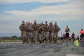 La VII carrera de la Base Aérea de Alcantarilla se impone como la mejor carrera de la runnig challenge