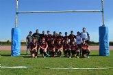 Este s�bado se disputaron en San Javier los partidos del club rugby Totana en la categor�a sub 14