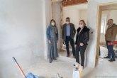 El Ayuntamiento rehabilita tres nuevas viviendas sociales para alquilar a familias de Cartagena
