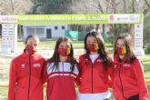 Campeonatos de España de Cross y de Lanzamientos Largos Master de Invierno