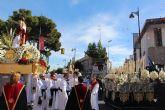 La alegría del Encuentro del Domingo de Resurrección cierra la Semana Santa Pinatarense