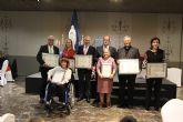 Mons. Lorca Planes recibe la mayor distinción de la Hospitalidad de Lourdes