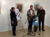 'Salzillo y los rostros de su cena' de Emilio Villaescusa en la Casa de Cultura