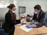 El Ayuntamiento de Archena destina 3.000 euros para ayudar a los casos afectados por el coronavirus, gracias a un convenio firmado con  Caixabank
