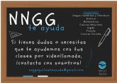 Nuevas Generaciones Águilas presenta una campaña de voluntariado para ayudar a niños en edad escolar durante el confinamiento