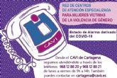 El CAVI Cartagena refuerza sus servicios durante el estado de alarma
