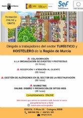 Formaci�n online gratuita dirigida a trabajadores del sector tur�stico, hostelero y comercio