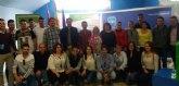 Alfonso C�novas Urrea nombrado presidente de NNGG del PP de Totana