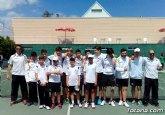Subcampeonato del Club de Tenis Totana en la Liga Regional Interescuelas 2016/17