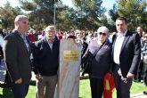 Desde hoy las pistas de petanca del barrio de Las Tejeras, pasan a denominarse 'Ramón Mayor Mayor'