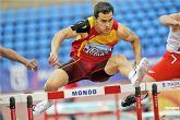 El atleta torreño Sergio Jornet logra marcas para el campeonato de España universitario