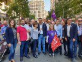 Diego Conesa: 'La Región que nos merecemos tiene que dejar de estar en el epicentro de la desigualdad  y precariedad laboral'